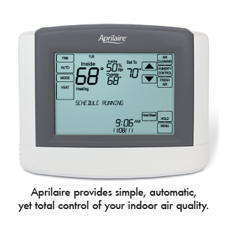 Aprilaire - Thermostat